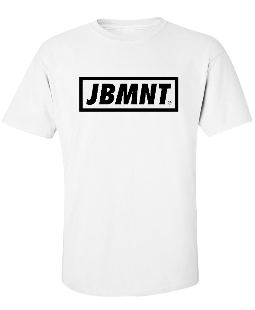 Rytmus - Tričko JBMNT T - Muž, Biela, XL