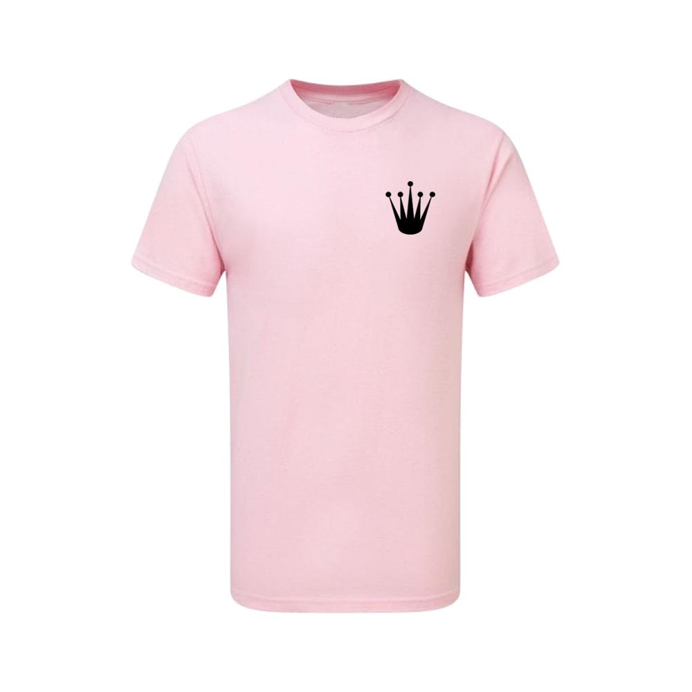Kontrafakt - Tričko Navždy - Muž, Baby Pink, M