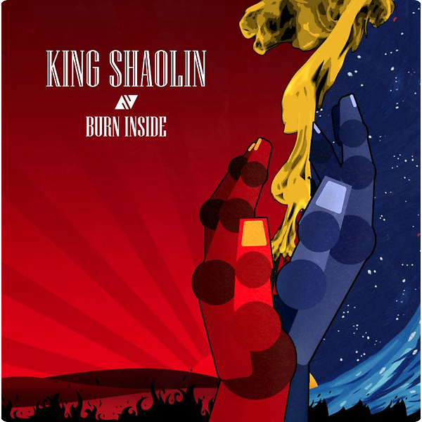 King Shaolin - CD Burn Inside (EP)