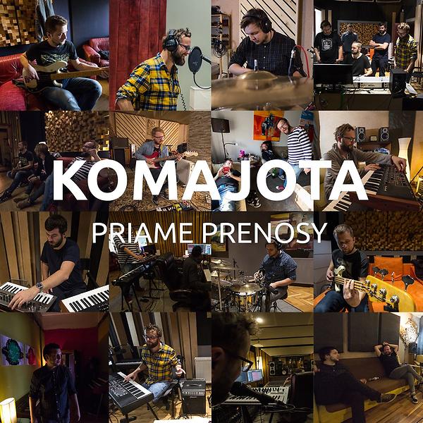 Komajota - CD Priame prenosy