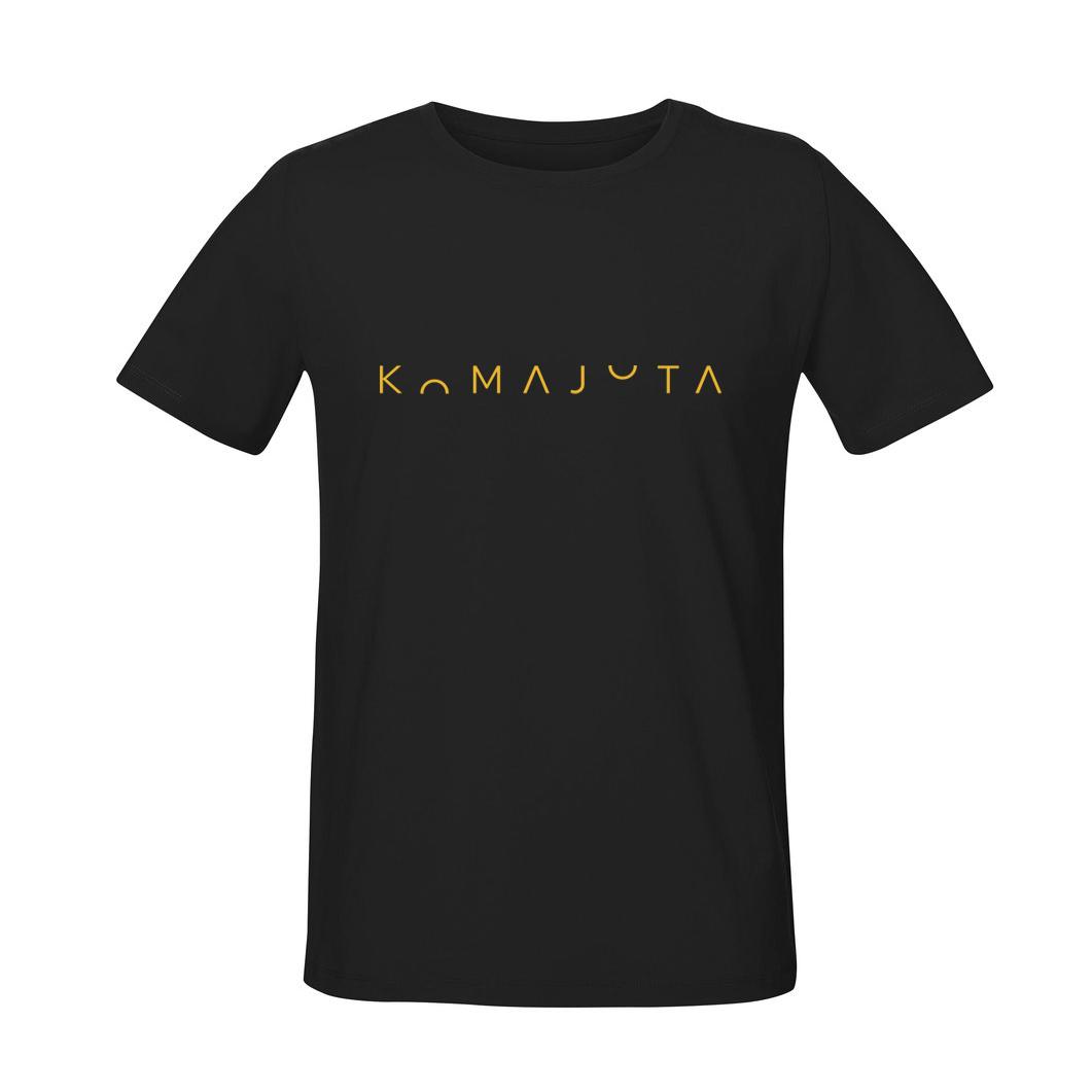 Komajota - Tričko Komajota - Muž, Čierna, L