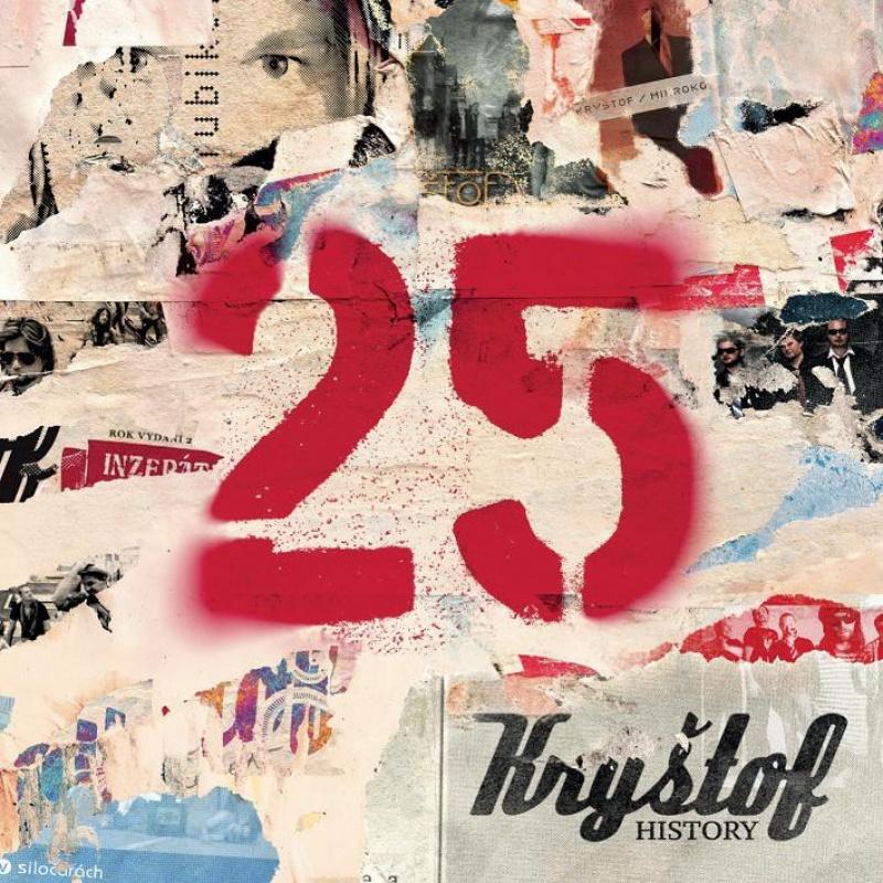 Kryštof - CD 25 (2CD)