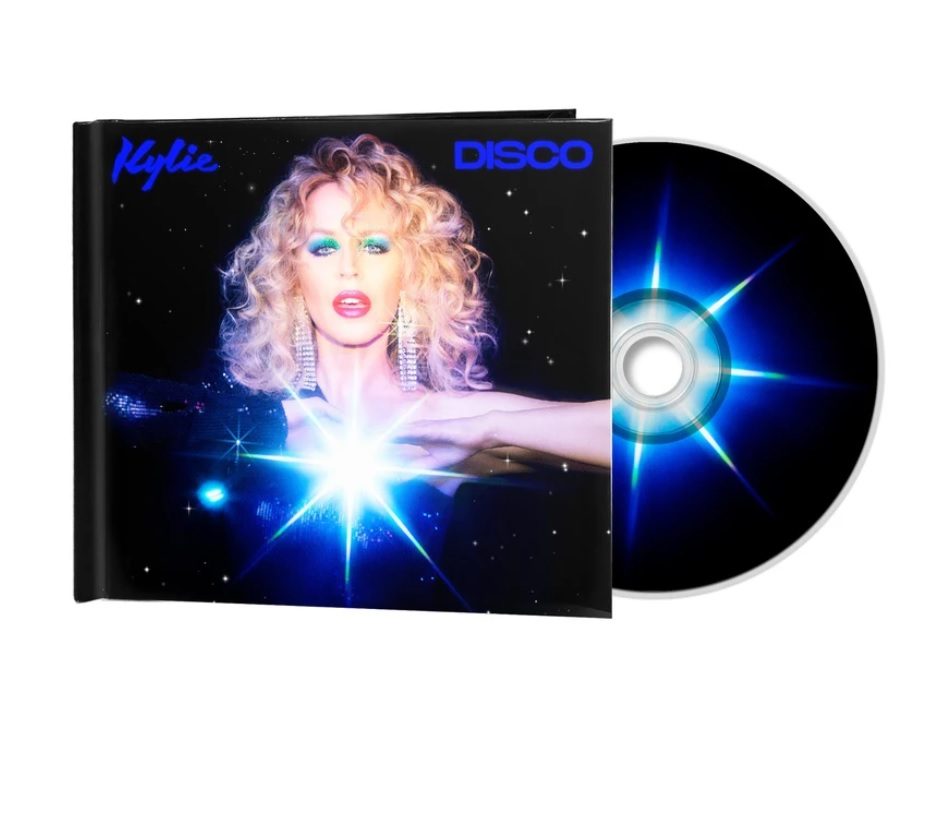Kylie Minogue - CD DISCO (DELUXE EDITION)