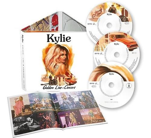 Kylie Minogue - CD Golden Live In Concert