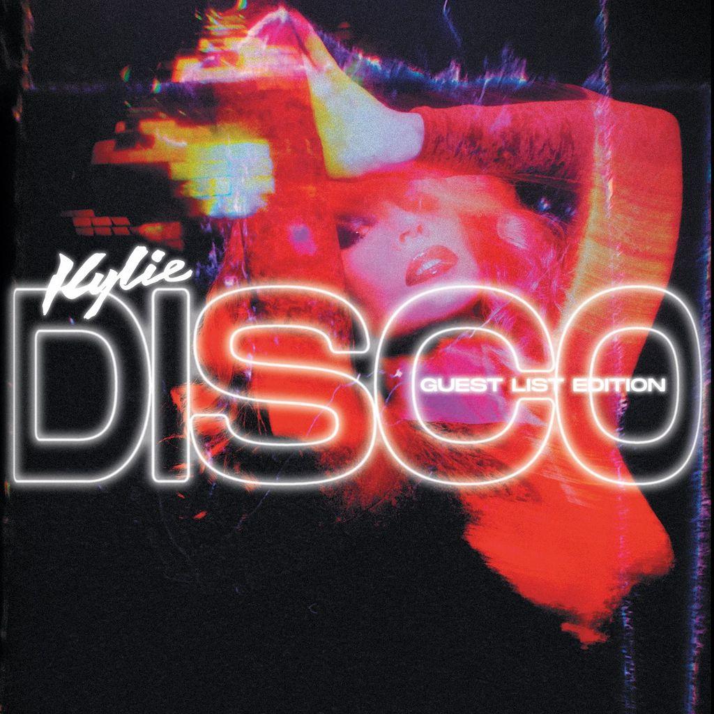 Kylie Minogue - CD Disco: Guest List Edition