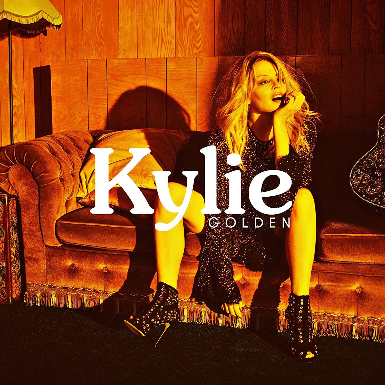Kylie Minogue - CD Golden