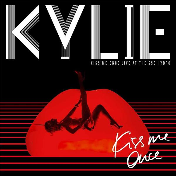 Kylie Minogue - CD Kiss Me Once: Live At The SSE Hydro