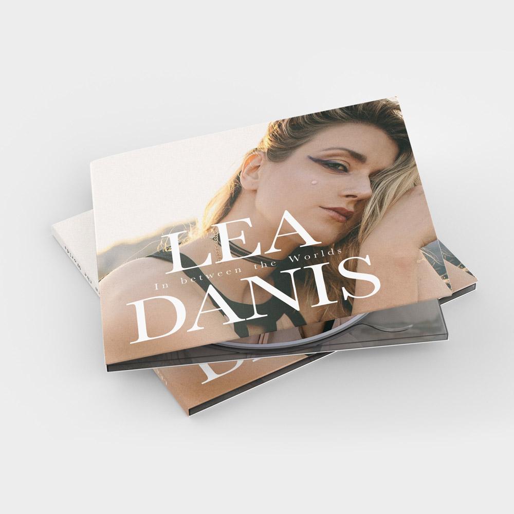 Lea Danis - CD In Between The Worlds