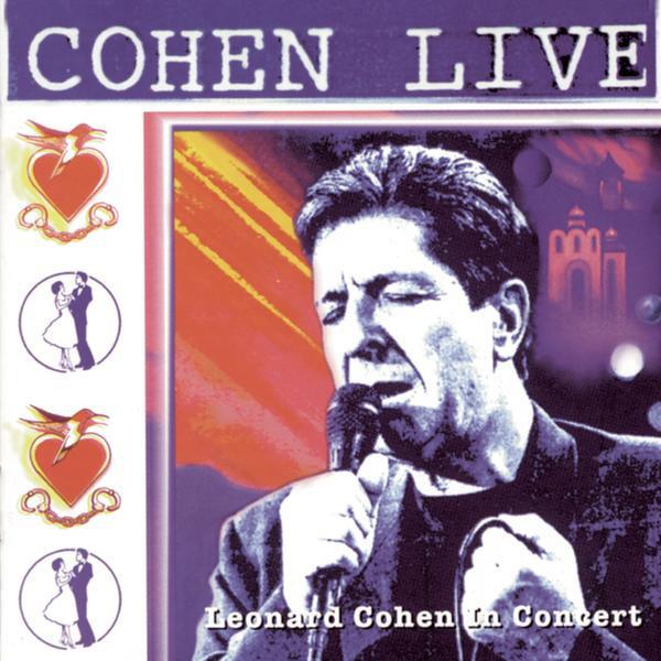 Leonard Cohen - CD Cohen Live: Leonard Cohen In Concert