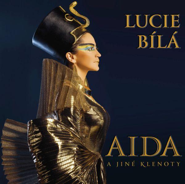 Lucie Bílá - CD Aida a jiné klenoty
