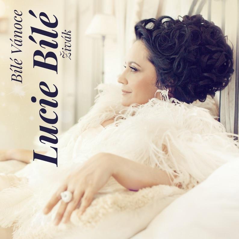 Lucie Bílá - CD Bílé Vánoce Lucie Bílé - Živák