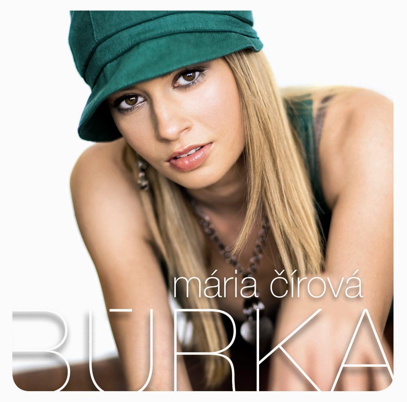 Mária Čírová - CD Búrka