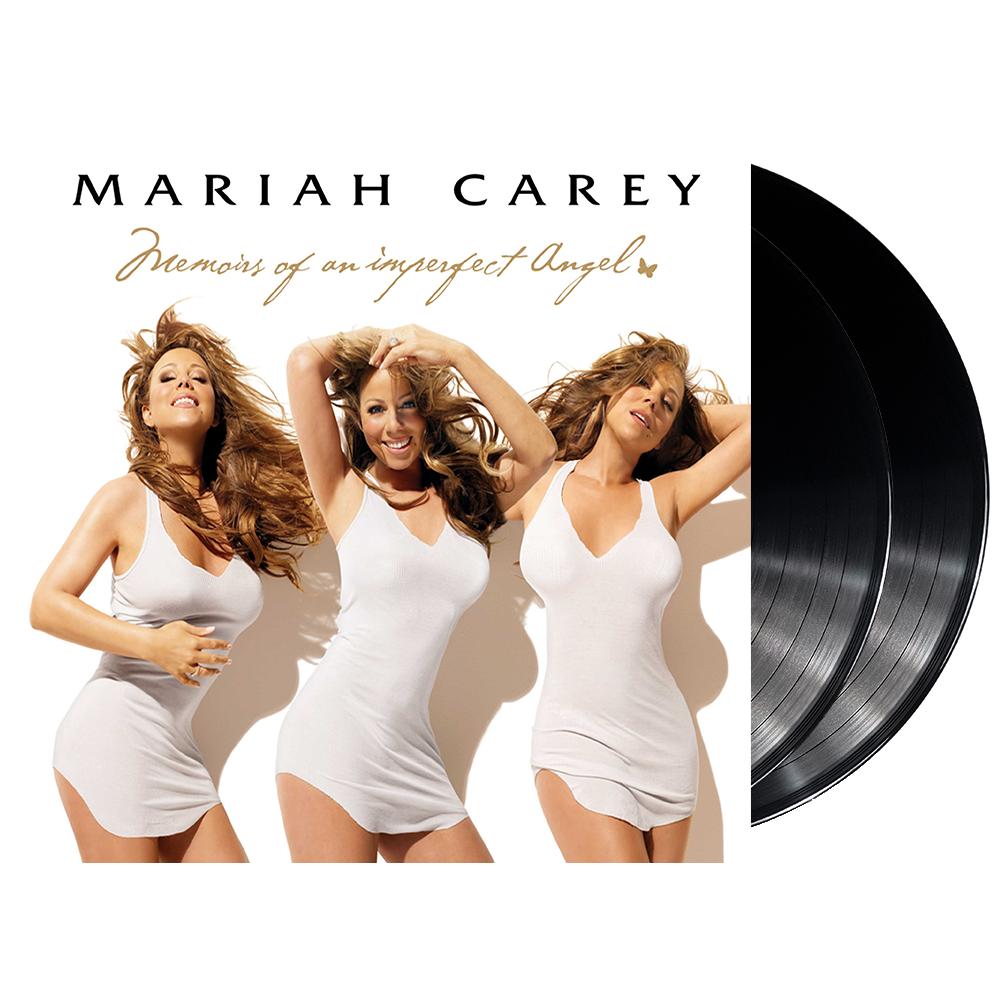 Mariah Carey - Vinyl Memoirs of an Imperfect Angel