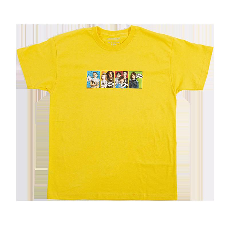 Detské, Žltá