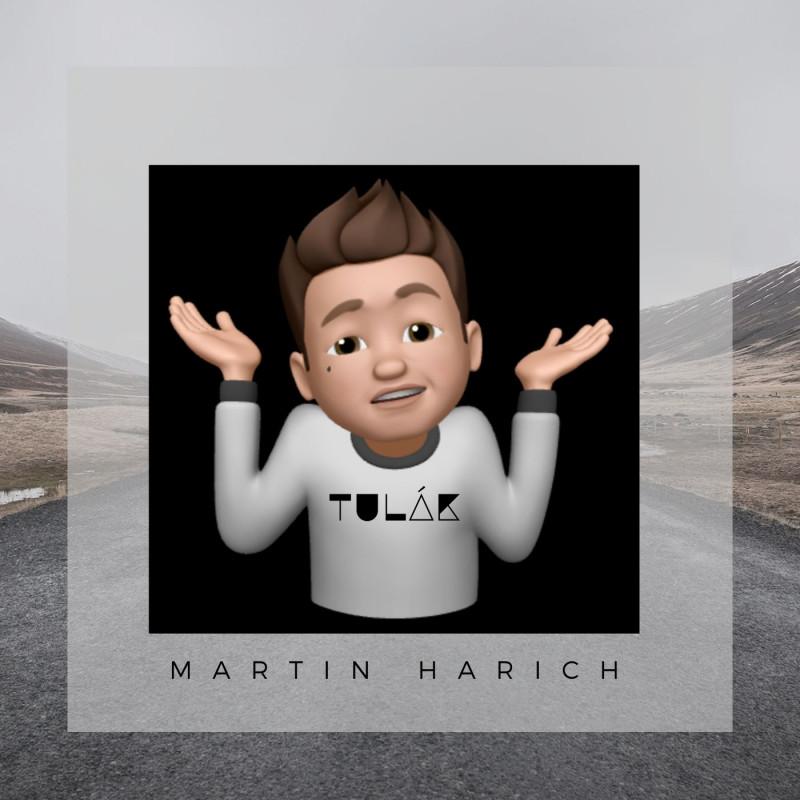 Martin Harich - CD Tulák