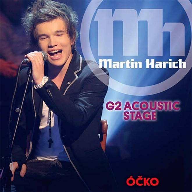 Martin Harich - CD G2 Acoustic Stage