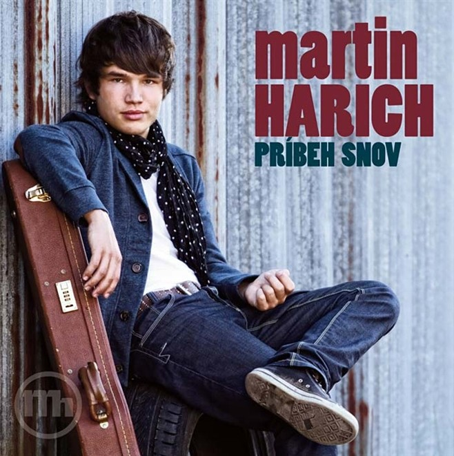 Martin Harich - CD Príbeh Snov