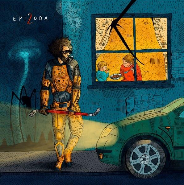 Mc Gey - CD RλP-LIFE: Epizoda 2