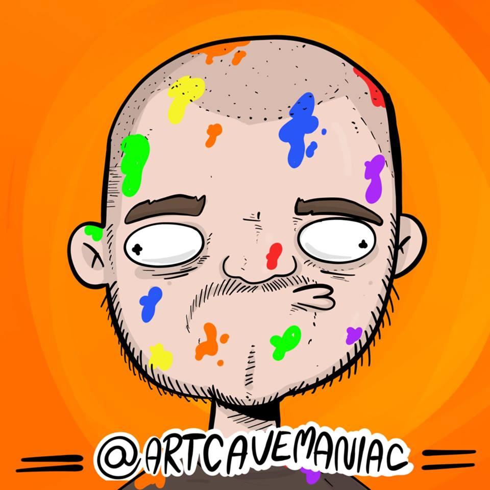 Artcavemaniac