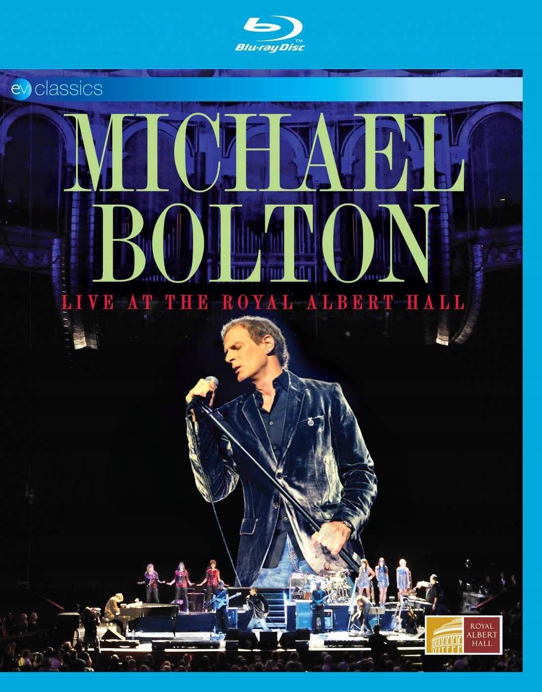 Michael Bolton - Blu-ray Live at the Royal Albert Hall