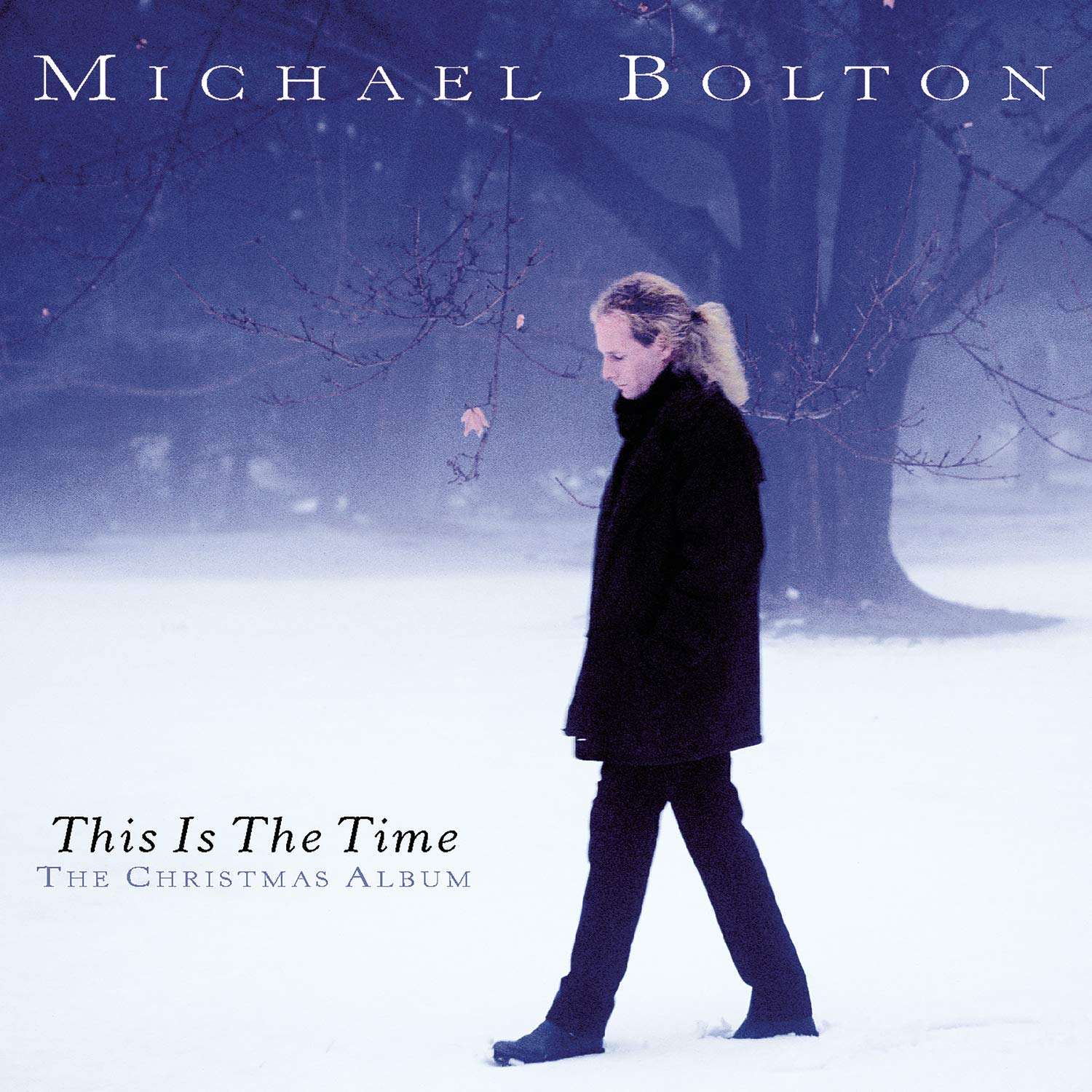 Michael Bolton - CD This Is The Time - The Christmas Album