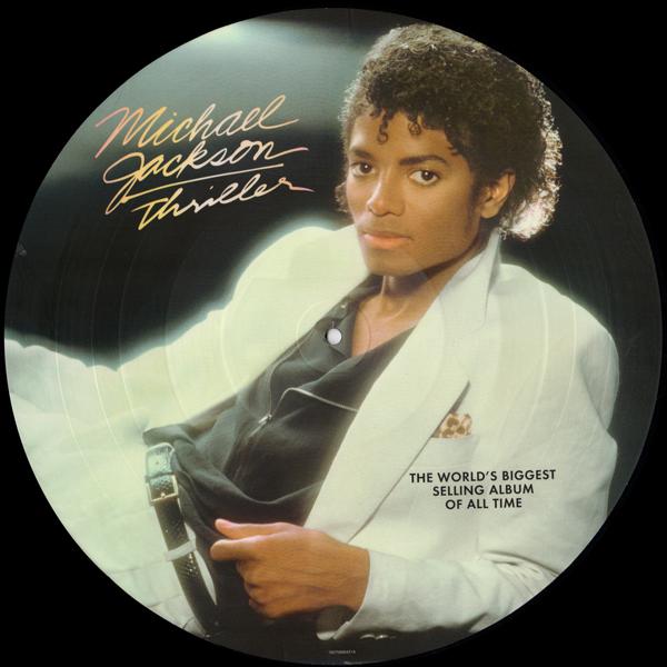 Michael Jackson - Vinyl Thriller (Picture Disc)