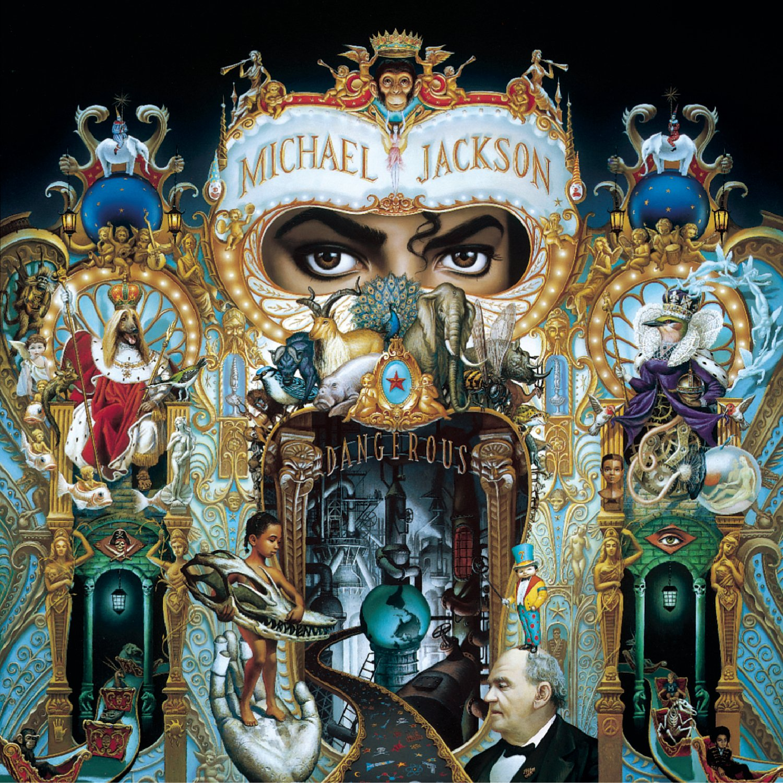 Michael Jackson - CD Dangerous