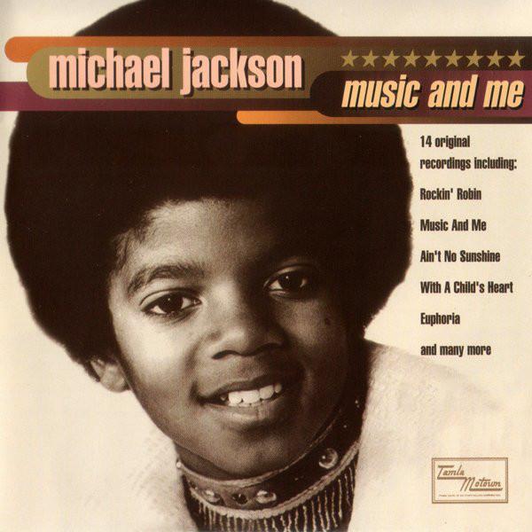Michael Jackson - CD Music And Me