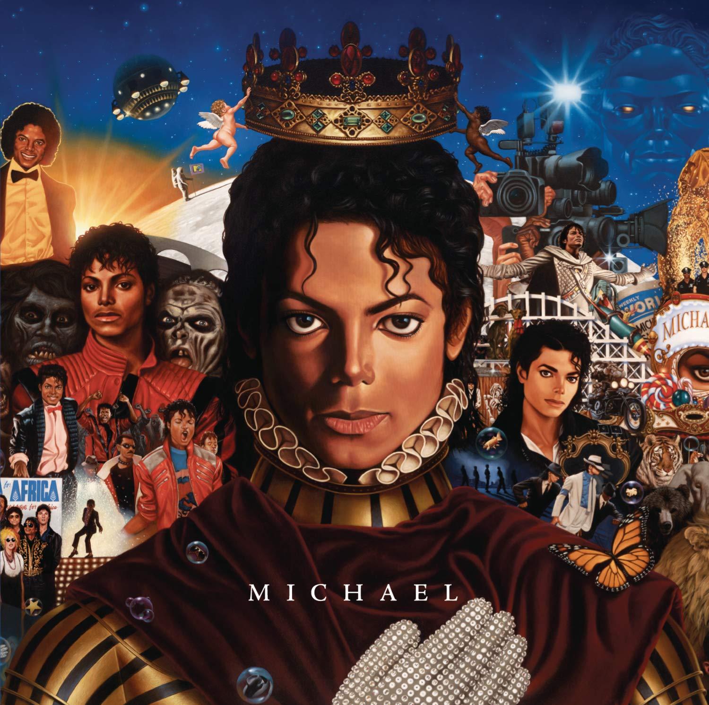 Michael Jackson - CD Michael