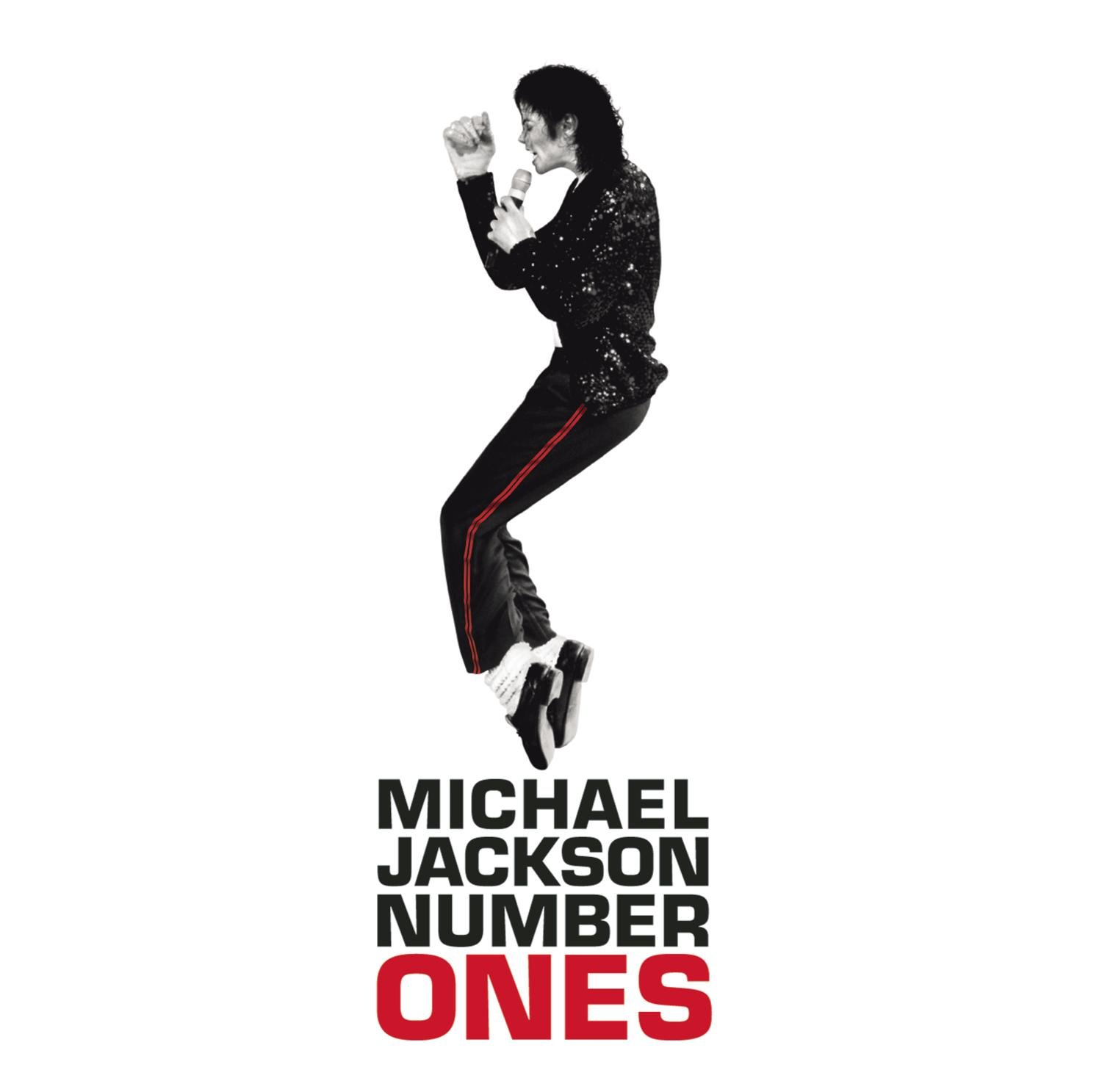 Michael Jackson - CD Number Ones