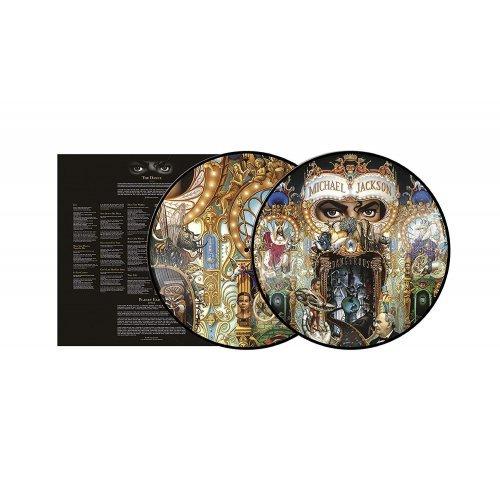 Michael Jackson - Vinyl Dangerous (Picture Vinyl)