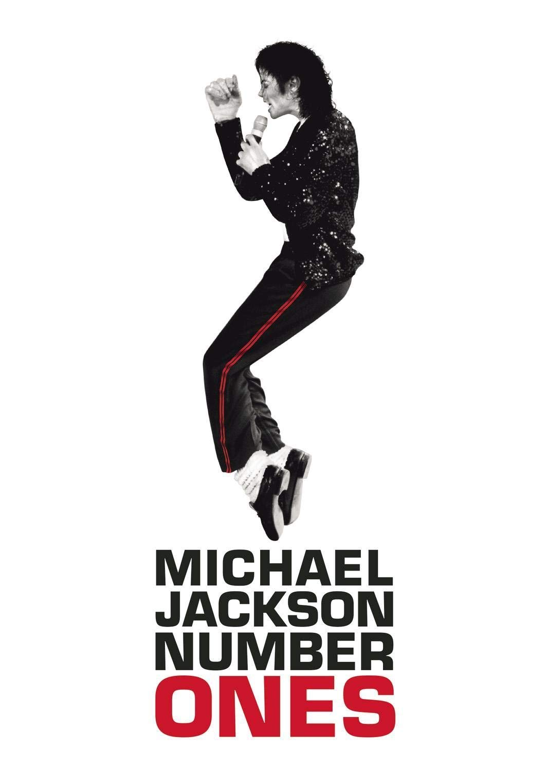 Michael Jackson - DVD Number Ones
