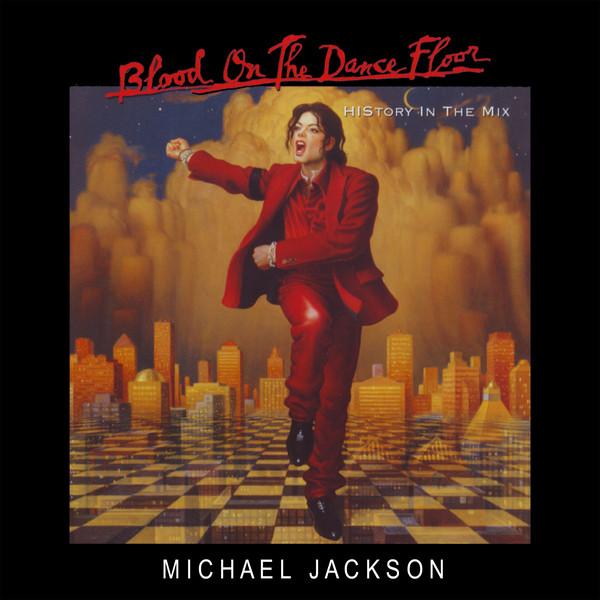 Michael Jackson - CD Blood on the Dance Floor: HIStory