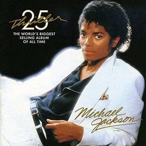 Michael Jackson - CD Thriller (25th Anniversary)