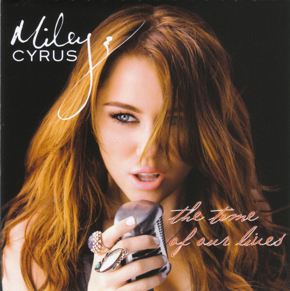 Miley Cyrus - CD The Time of Our Lives