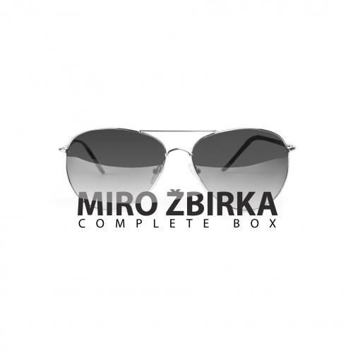 Miro Žbirka - CD Complete Box (15CD)