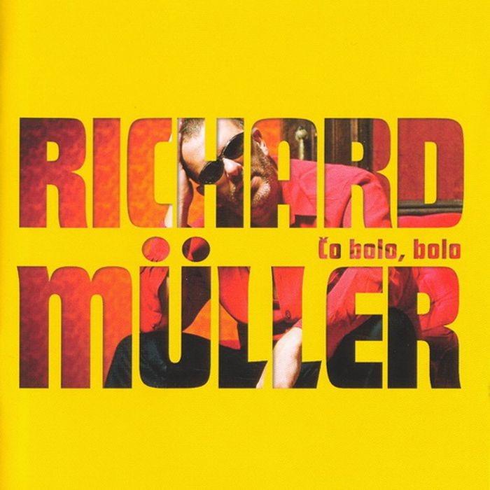 Richard Müller - CD Čo bolo bolo