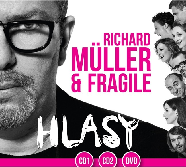 Richard Müller - CD Hlasy 2