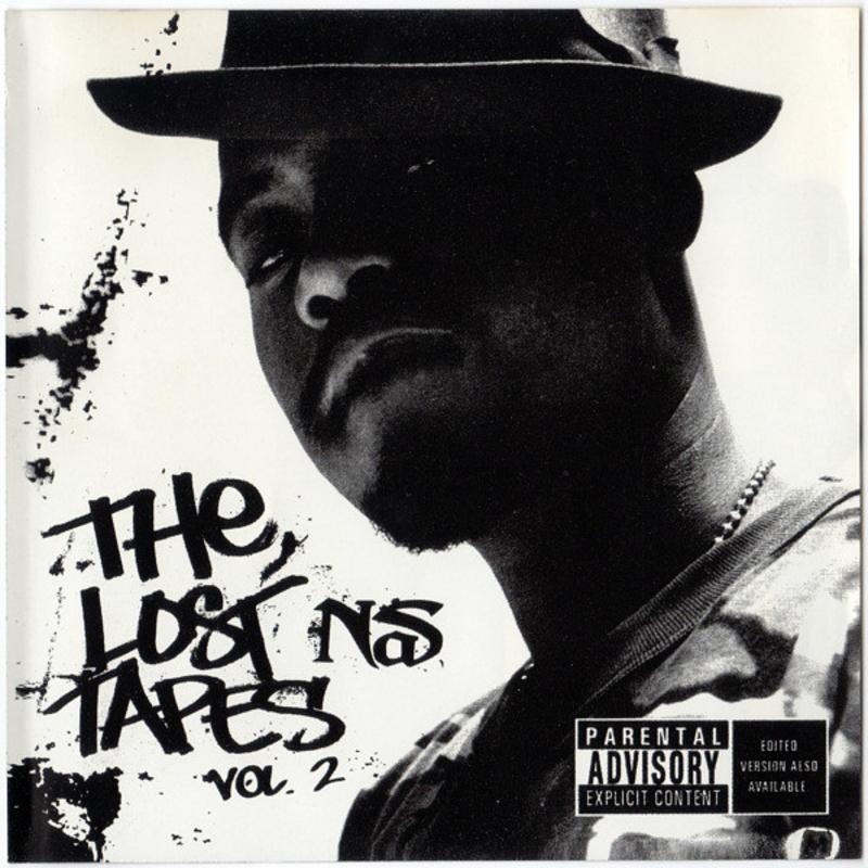 Nas - CD Lost Tapes 2