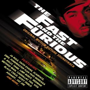 Soundtrack - CD The Fast and the Furious