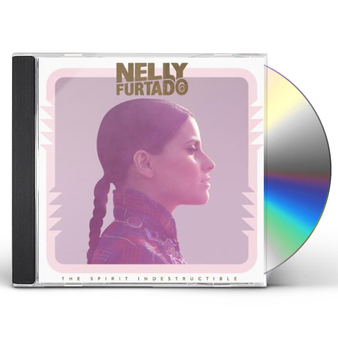 Nelly Furtado - CD The Spirit Indestructible