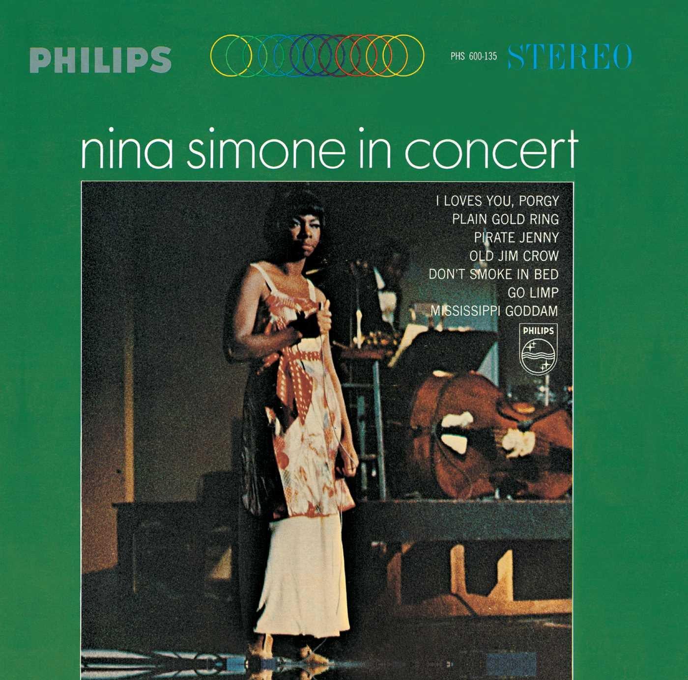 Nina Simone - Vinyl In Concert