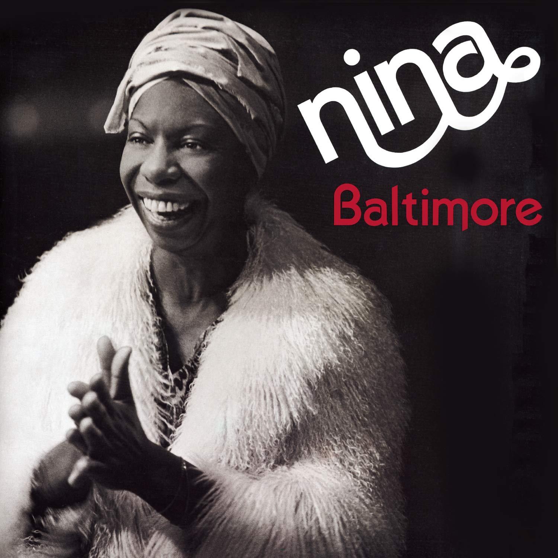 Nina Simone - CD Baltimore