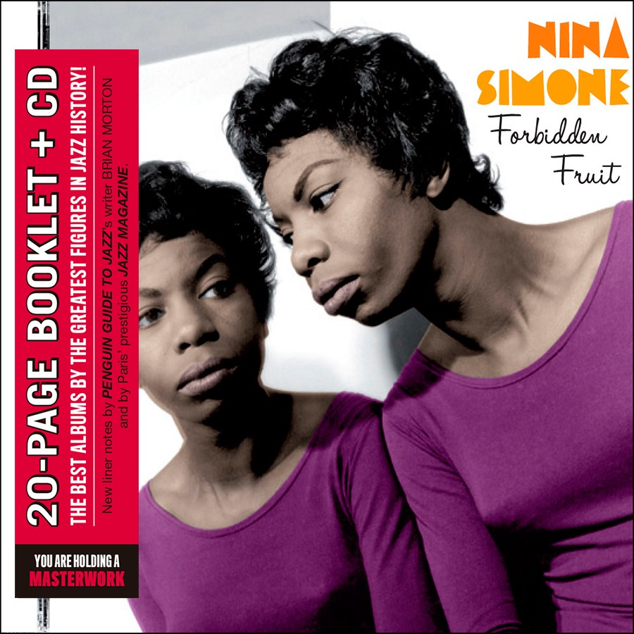 Nina Simone - CD Forbidden Fruit + Bonus Album + 2 Bonus Tracks