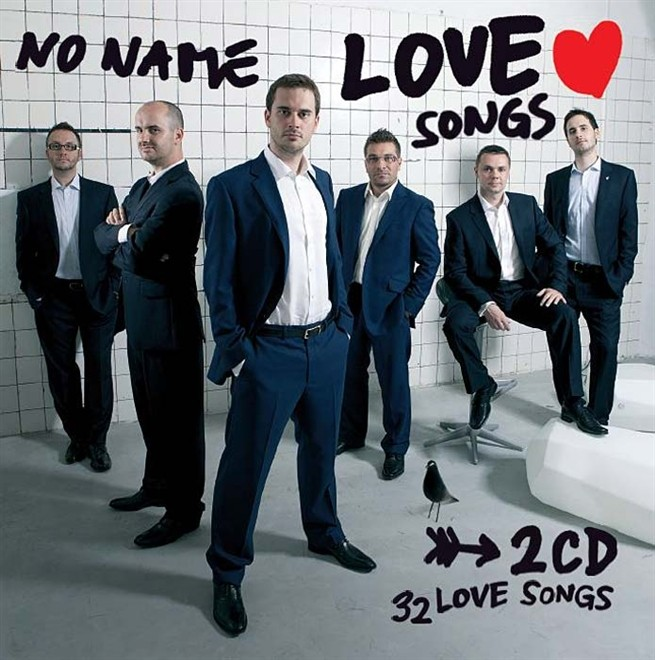 No Name - CD Love Songs