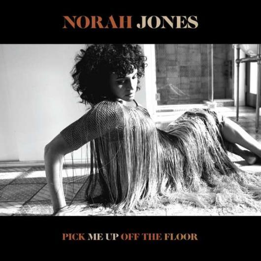 Norah Jones - CD PICK ME UP OFF THE FLOOR