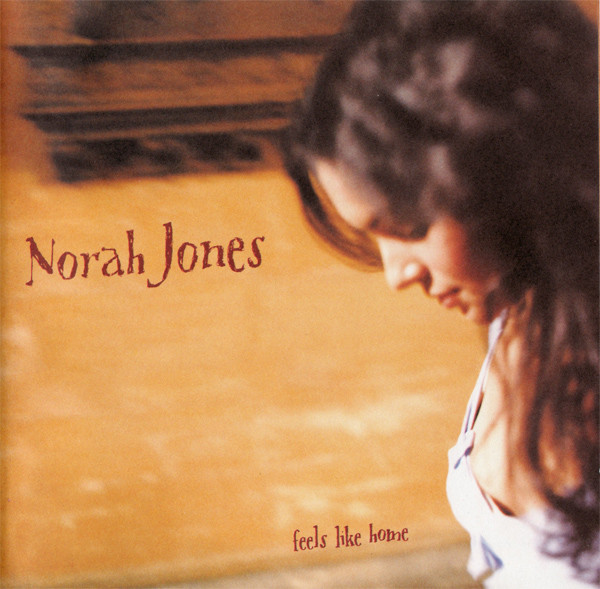 Norah Jones - CD Feels like Home