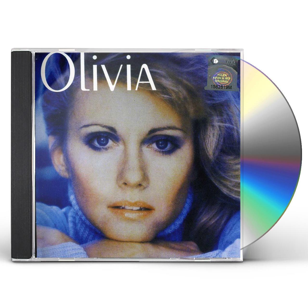 Olivia Newton-John - CD The Definitive Collection