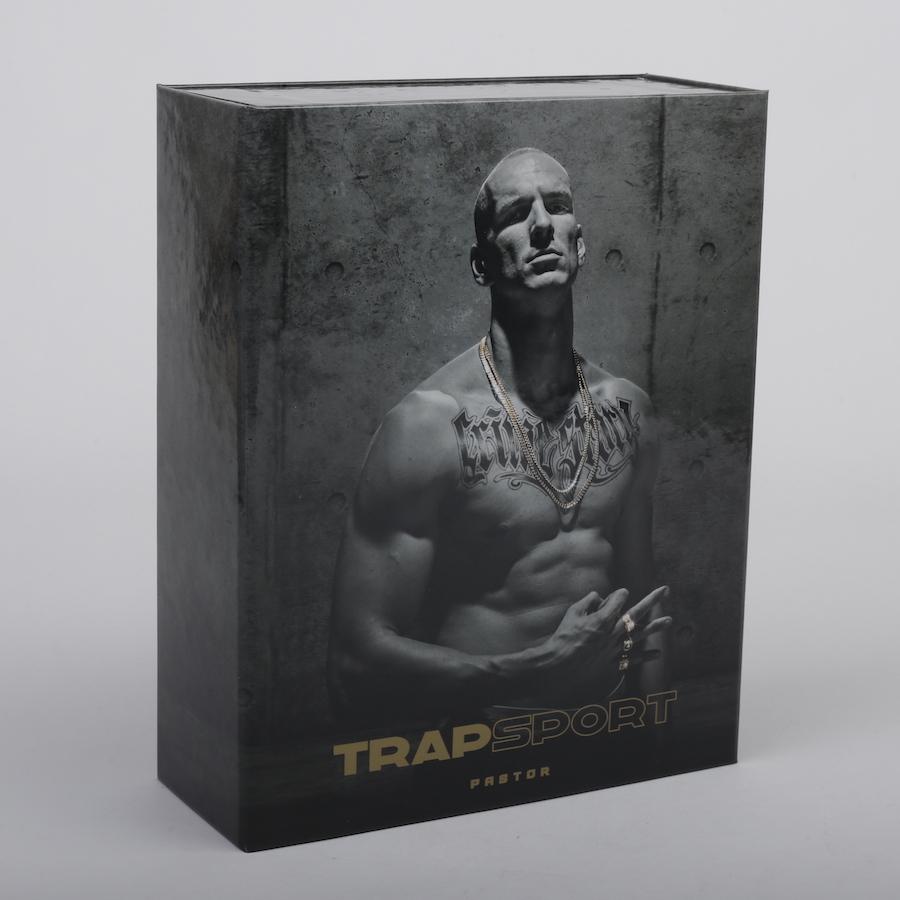 Pastor - CD Trapsport (Deluxe Box)