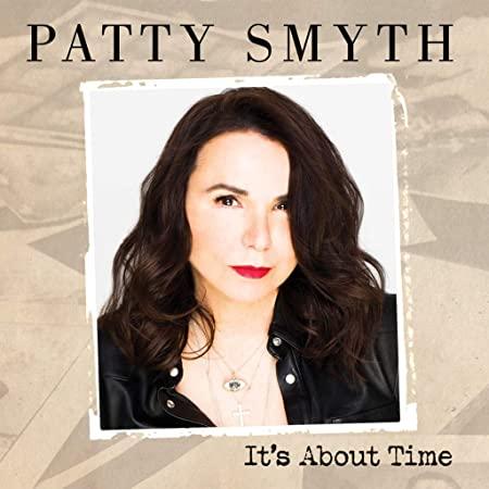 PATTY SMYTH - CD IT'S ABOUT TIME